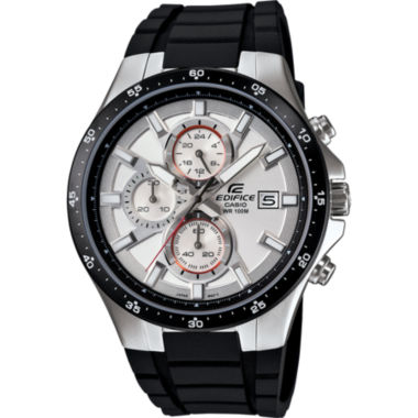 jcpenney.com | Casio® Edifice Mens Chronograph Watch EFR519-7AV