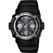 Casio® G-Shock Mens Multi Band 6 Solar Watch