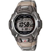 Casio® G-Shock Mens Multi-Band 6 Atomic Timekeeping Solar Watch