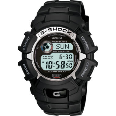 jcpenney.com | Casio® G-Shock Mens Atomic Digital Solar Sport Watch GW2310-1