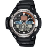 Casio® Mens Twin Sensor Watch