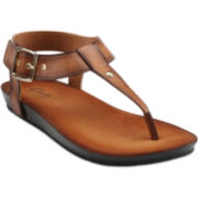 Clarks® Lynx Charm Thong Sandals