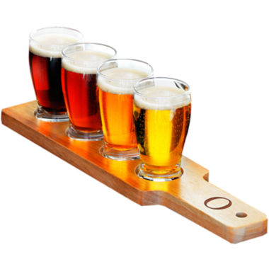 jcpenney.com | Cathy's Concepts Custom Beer Flight Sampler