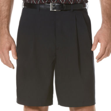 jcpenney.com | PGA TOUR® Double-Pleated Performance Shorts