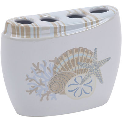 Avanti By the Sea Bath Toothbrush Holder