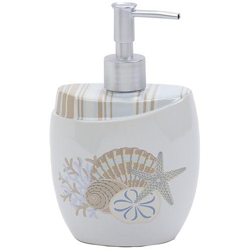 Avanti By the Sea Bath Soap Dispenser