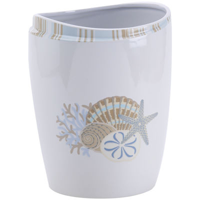 Avanti By the Sea Bath Wastebasket