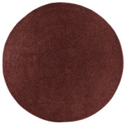 JCPenney Home™ Chenille Reversible Braided Round Rug