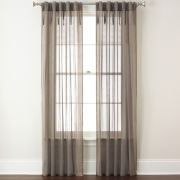 Park B. Smith Bellaire Back-Tab Sheer Panel