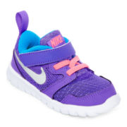 Nike® Flex Experience 3 TDV Girls Running Shoes  - Toddler