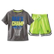 OshKosh B'gosh® Active Tee or Shorts - Toddler Boys 2t-5t