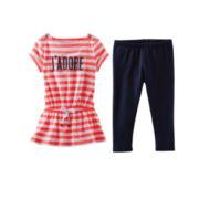 OshKosh B'gosh Tunic or Leggings - Toddler Girls 2t-5t