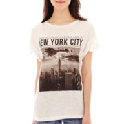 MNG by Mango® Short-Sleeve New York City Graphic Tee