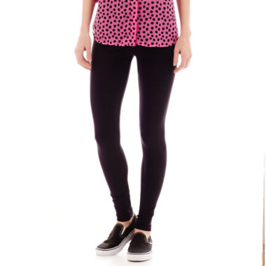 jcpenney.com | I 'Heart' Ronson® Basic Leggings