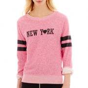 I 'Heart' Ronson® Long-Sleeve New York Sweatshirt