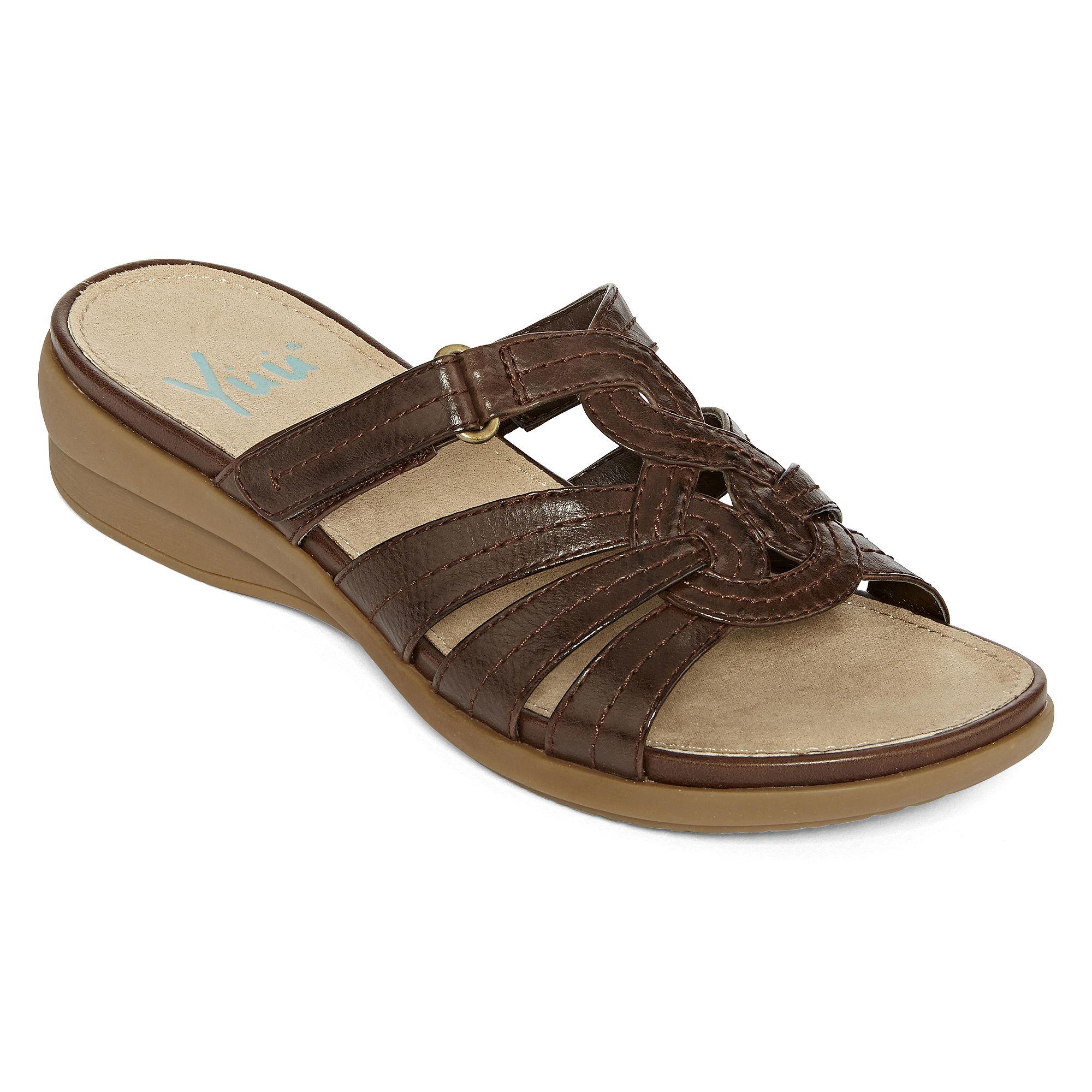 Upc 718987441807 Yuu Milley Slide Sandals Upcitemdb Com