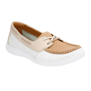 jcpenney.com | Clarks® Arbor Opal Q Womens Boat Shoes