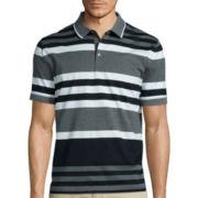 Claiborne® Merc Polo Shirt