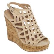 Style Charles Antwerp Wedge Sandals