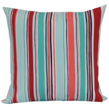 jcpenney.com | Outdoor Oasis™ Bossa Stripe Outdoor Pillow