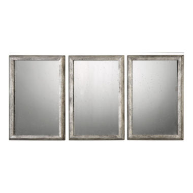 jcpenney.com | Alcona Framed  Wall Mirrors (Set Of 3)