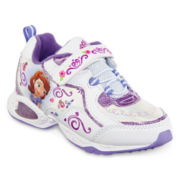 Disney Sofia the First Girls Athletic Shoes - Toddler