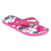 Nike® Solarsoft Girls Flip Flops - Little Kids/Big Kids