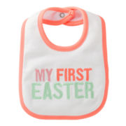 Carter's® Easter Bib - Girls