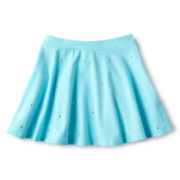 Flowers by Zoe by Kourageous Kids Studded Skirt  - Girls 6-16