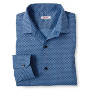 IZOD® Printed Long-Sleeve Dress Shirt - Boys 6-20