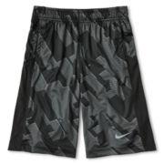 Nike® Camo Shorts - Boys 8-20