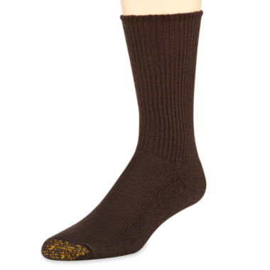 jcpenney.com | Gold Toe® Fluffies® 3-pk. Cushioned Acrylic/Nylon Socks