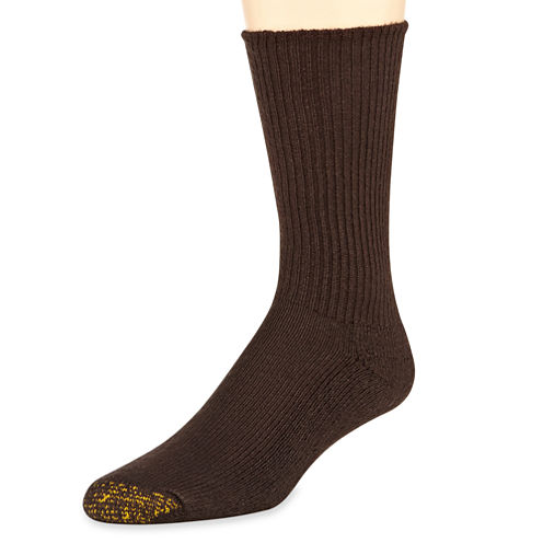 Gold Toe® Fluffies® 3-pk. Cushioned Acrylic/Nylon Socks