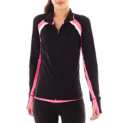 Xersion™ Zip-Front Colorblock Jacket - Petite