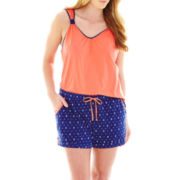 Mixit™ Tank Top and Shorts Pajama Set - Plus