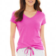 Liz Claiborne® Knit Sleep Tee