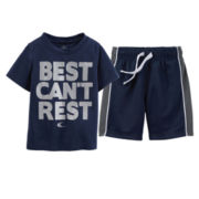 Carter's® Graphic Tee or Mesh Shorts