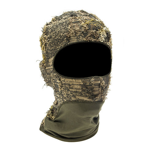 QuietWear® Grassy Balaclava Hat