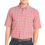 Arrow® Short-Sleeve Seersucker Woven Shirt