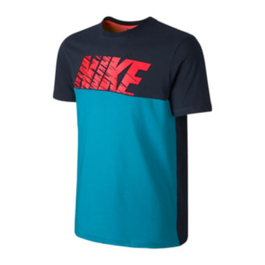 jcpenney.com | Nike® Blindside Short-Sleeve Graphic Tee