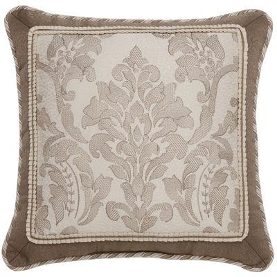 """Croscill Classics® Madeline 18"""" Square Decorative Pillow"""