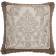 "Croscill Classics® Madeline 18"" Square Decorative Pillow"