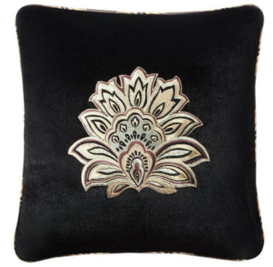 "jcpenney.com | Queen Street® Ventura 18"" Square Decorative Pillow"