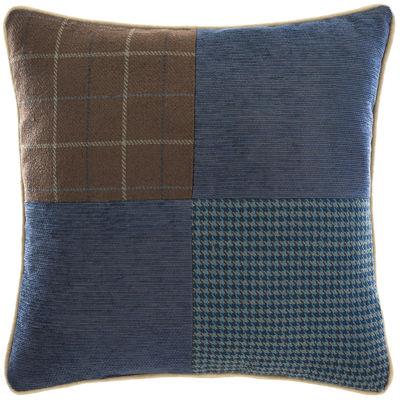 """Croscill Classics® Cayden 16"""" Square Decorative Pillow"""