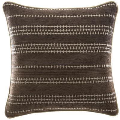 """Croscill Classics® Cayden 18"""" Square Decorative Pillow"""