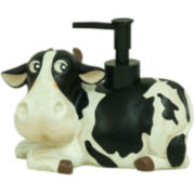 Bacova Sweet Pea the Cow Soap Dispenser