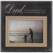 Burnes of Boston® Someone To Look Up To Picture Frame