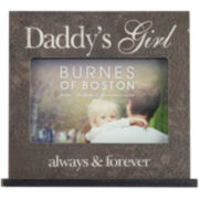 Burnes of Boston® Daddy's Girl Picture Frame