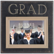 "Burnes of Boston® Grad 4x6"" Picture Frame"