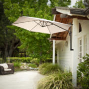 Veracruz Folding Wall Canopy Cantilever Umbrella